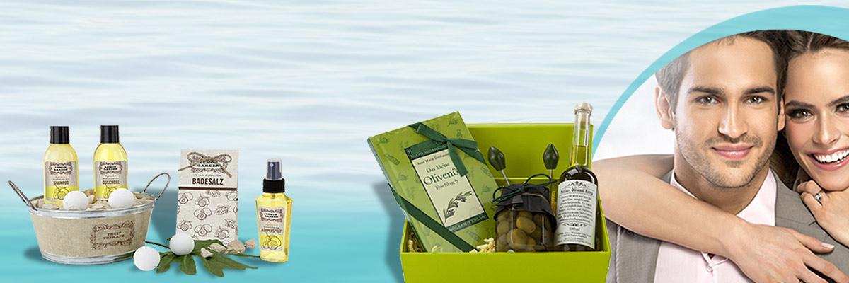 Geschenksets und Geschenkkorb online bestellen