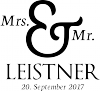 Mrs und Mr Leistner