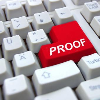 Proof & Voransicht zur Druckfreigabe