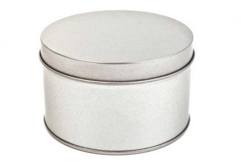 Blechdose rund 102x56 mm (60 Stück)