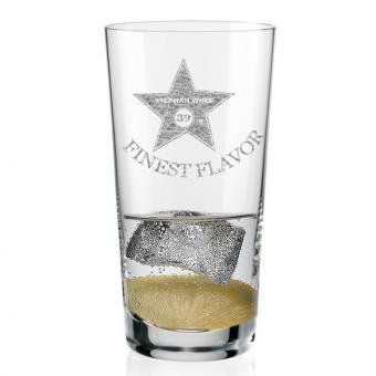 Longdrink Glas selber gestalten