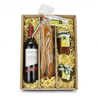 Geschenk-Set Pasta Exotica