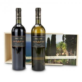 Geschenk Aet Wein-Partnerschaft
