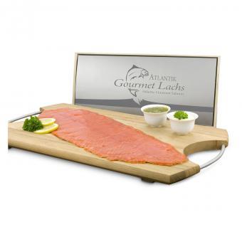 Lachs-Geschenk: für Fischliebhaber