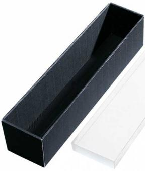 Geschenk Kassette 1er schwarz