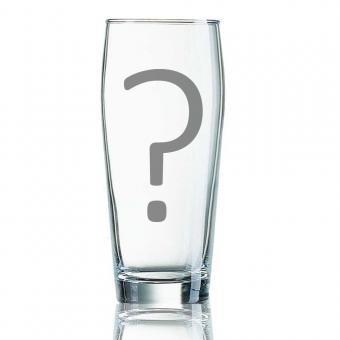 Eigene Gläser gravieren - BRING YOUR OWN GLAS