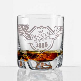 Whiskybecher gestalten * Flying Wings *