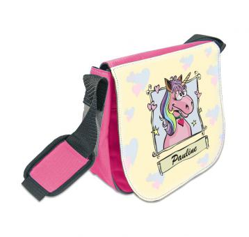 individuelle Einhorn Kindergartentasche