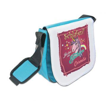 Lustige Einhorn Kindergartentasche