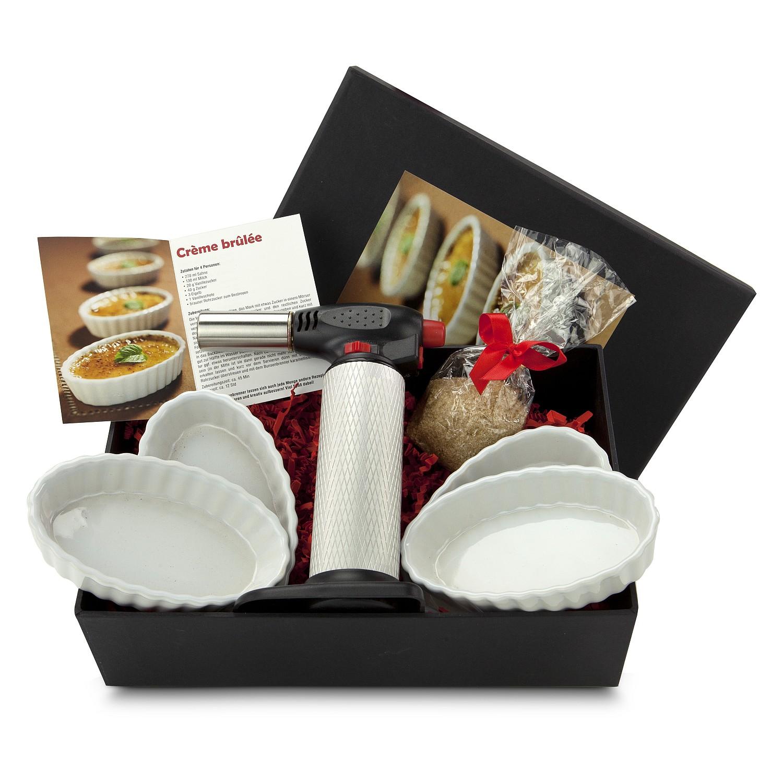creme brulee geschenkset geschenkplanet. Black Bedroom Furniture Sets. Home Design Ideas